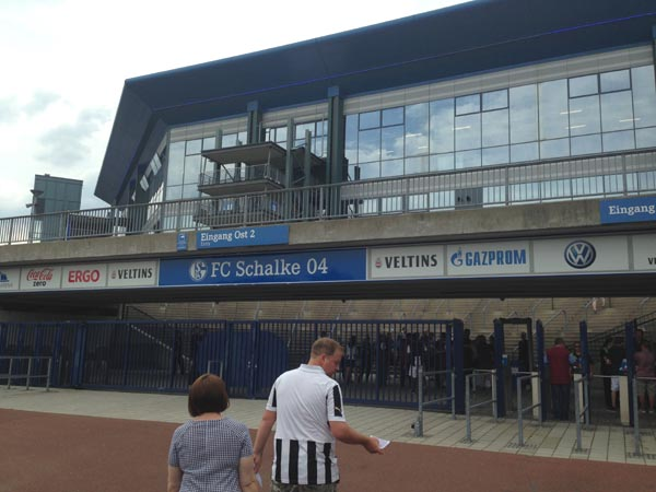 Newcastle United Football Club Match Reports Cd Malaga N