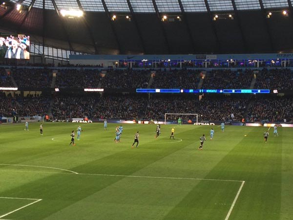 eef12ba20 Newcastle United Football Club - Match reports - Manchester City (a)